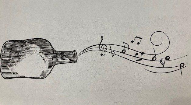 Tunes in a Bottle
